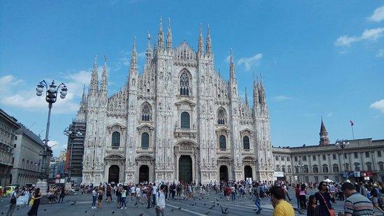 Bilde fra Duomo di Milano