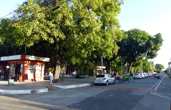 Praça Carlos Alberto Studart - Fortaleza, Ceará