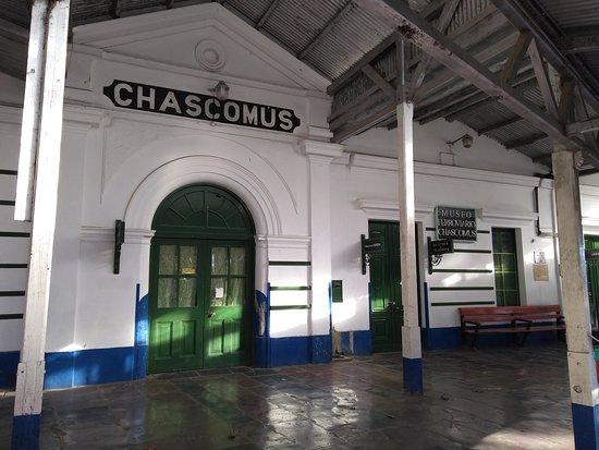 Estacion de Ferrocarril: Estación de tren. Hall principal