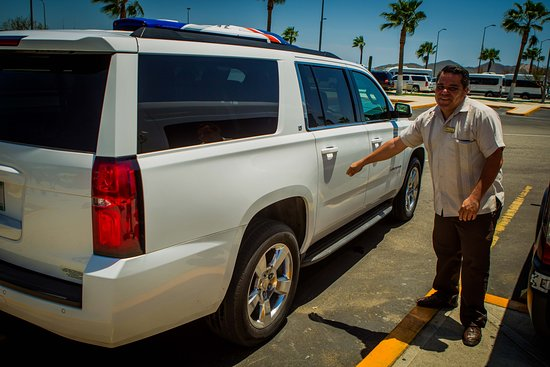 Los Cabos Express: Always on time