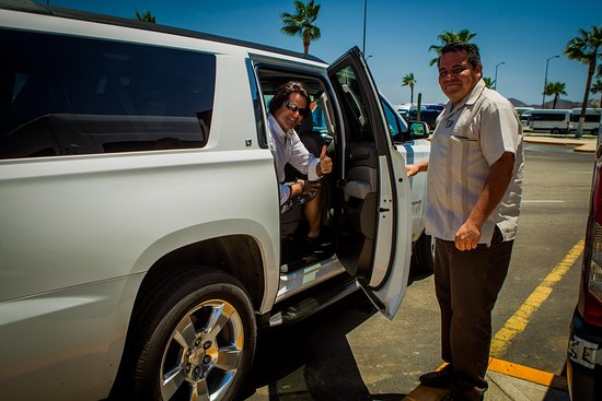 Los Cabos Express: Happy Customer