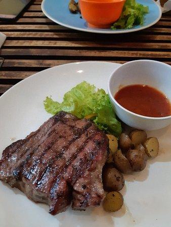 Снимок Prabu Steak Coffee