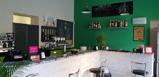 Tempero Baiano: bar