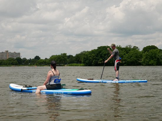 Crosswater SUP: Sit. Stand. It don't matter!