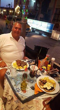 Pelikan Bar and Restaurant: steak