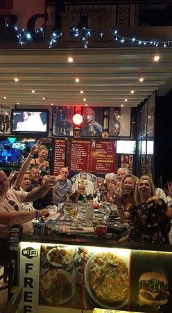 Pelikan Bar and Restaurant: drinks