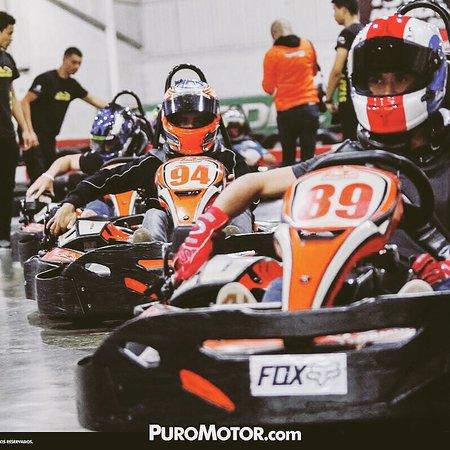 Formula Kart ,Indoor Karting CR: Adrenalina