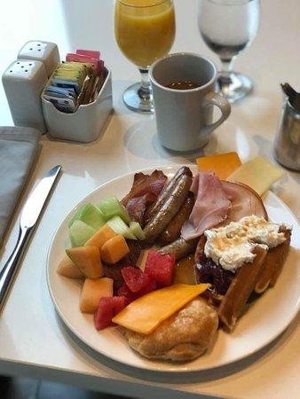 Sheraton Puerto Rico Hotel & Casino: GREAT FOOD AT CHOICES RESTAURANT