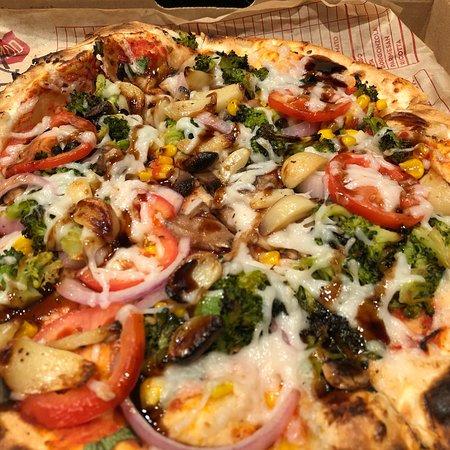 Bilde fra MOD Pizza