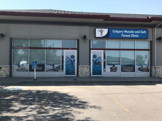 Calgary Muscle and Soft Tissue Clinic
