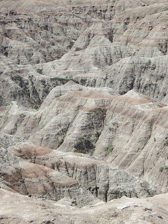 Badlands National Park: Badlands