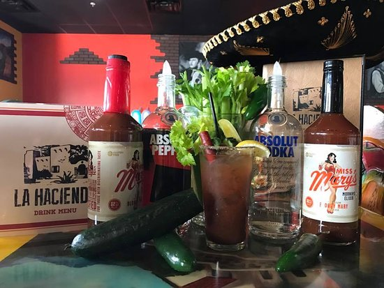 Fremont, Νεμπράσκα:  Bloody Mary's