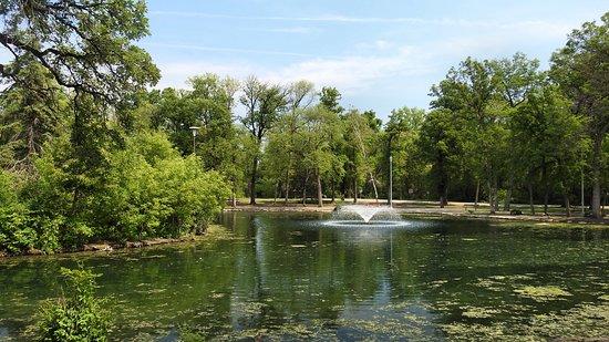 St Vital Park