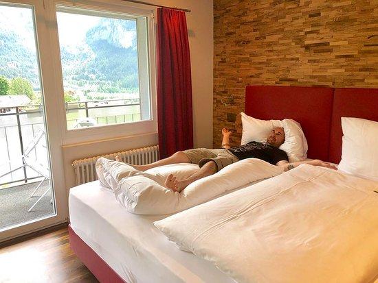 Hotel Belvedere Grindelwald: Room 430