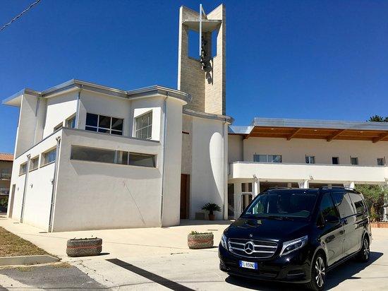 Albanella, Italy: Chiesa di San Gennaro di Matinella