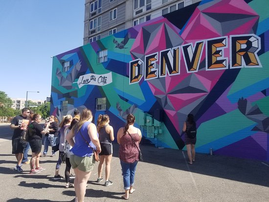 ‪Denver Graffiti Tour‬