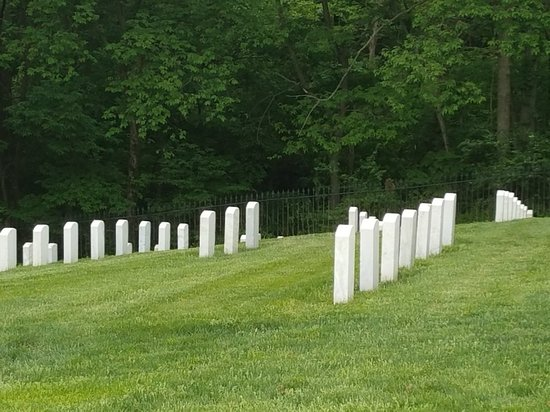 Keokuk National Cemetery照片