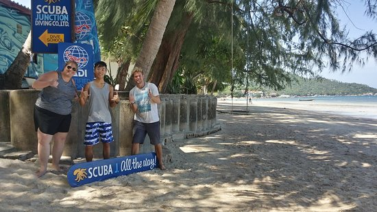Scuba Junction Diving Co. Ltd: Dive with Scuba J. Dive with Rich!