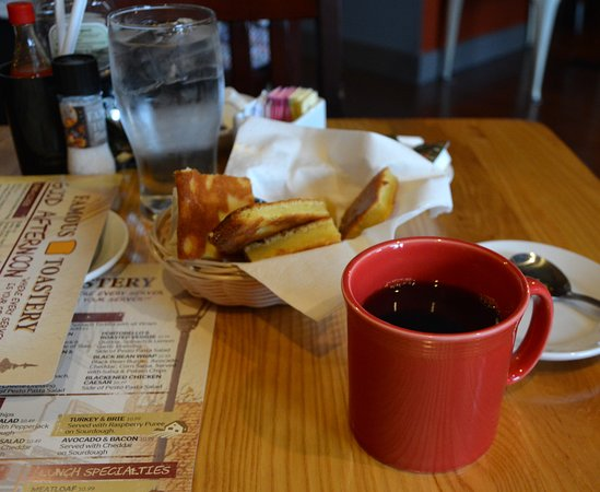 Famous Toastery: Bread and Coffee