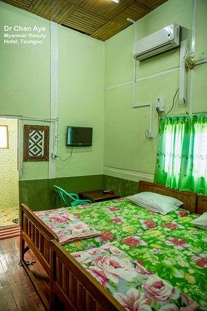 Taungoo, Birma: Standard room