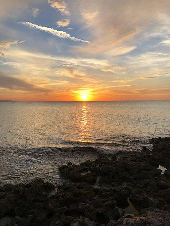 Jewel Paradise Cove Resort & Spa: One of Many Beautiful Sunsets