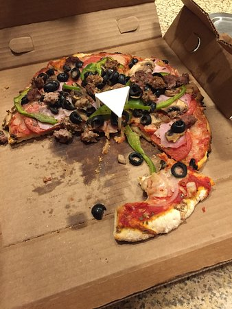 Shakespeare's Pizza: The Masterpiece