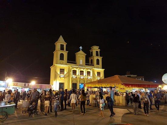 People Park: Cidade Cenográfica – Igreja