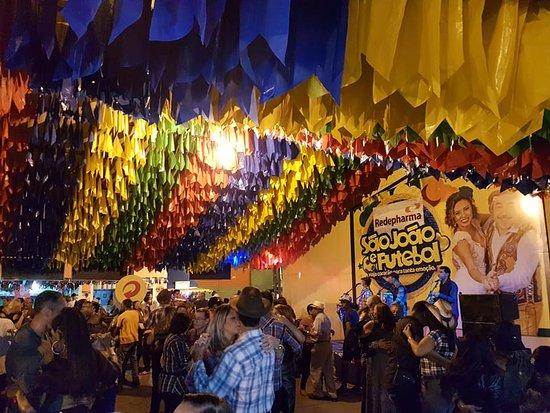 People Park: Tendas para Dançar Forró
