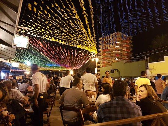 People Park: Bares e Restaurantes