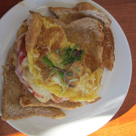 Riwaka, New Zealand: The food was excellent