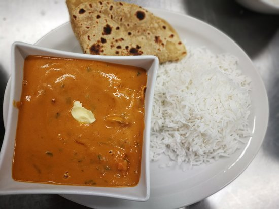 Greenwood, Canada: Butter Chicken