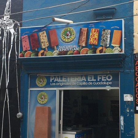 Zdjęcie Capilla de Guadalupe