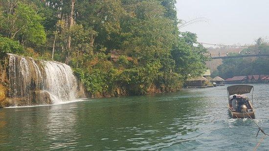 River Kwai: ใกล้แระ