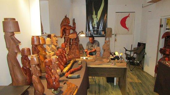 Te Maori Rapa Nui -Tevo Pakarati