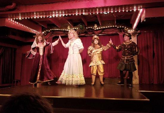 Bilde fra Sweet Fanny Adams Theatre