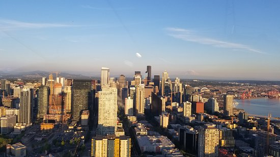 Space Needle: City View