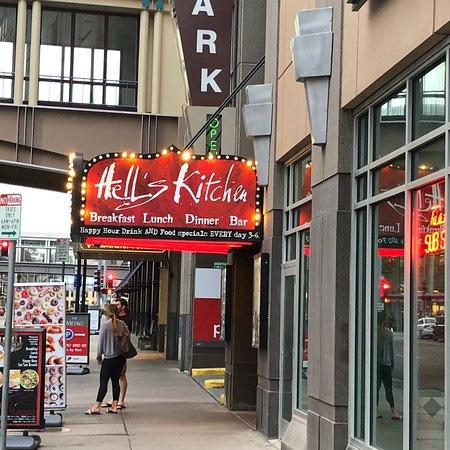 Hell S Kitchen Minneapolis Menu