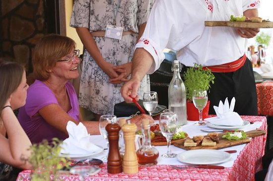 Zagreb Food Walking Tour