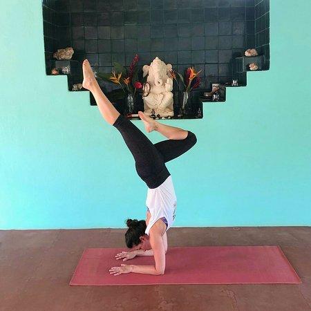 Hotelito Los Suenos: Yoga shala