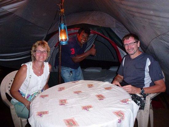 Sri Lanka Paradise Tours: Night Camping