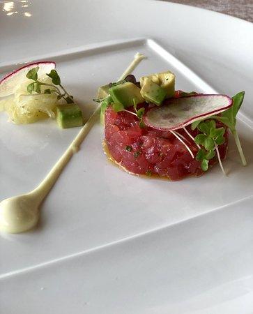 Pacific Tuna Tartar