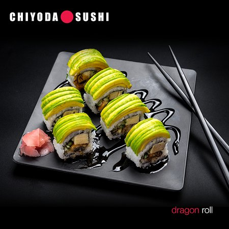 Chiyoda Sushi: sushi