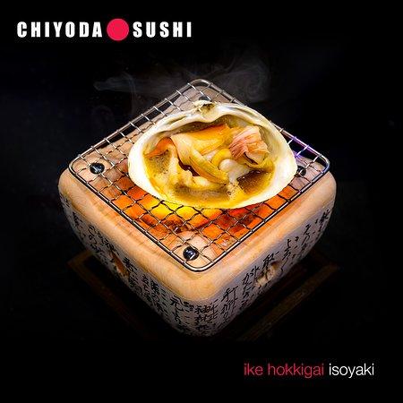 Chiyoda Sushi: hokkigai
