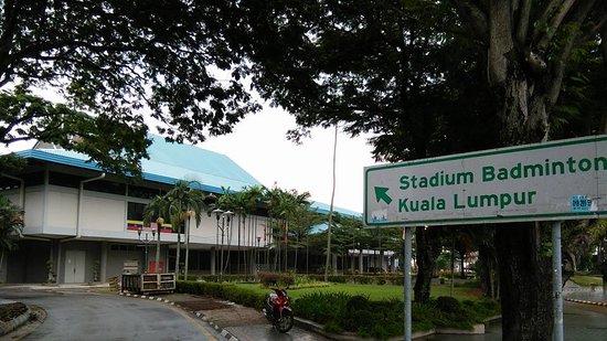 Stadium Badminton Kuala Lumpur
