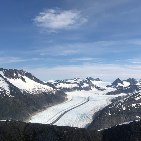 Juneau Helicopter Tour and Dogsledding Experience – fénykép