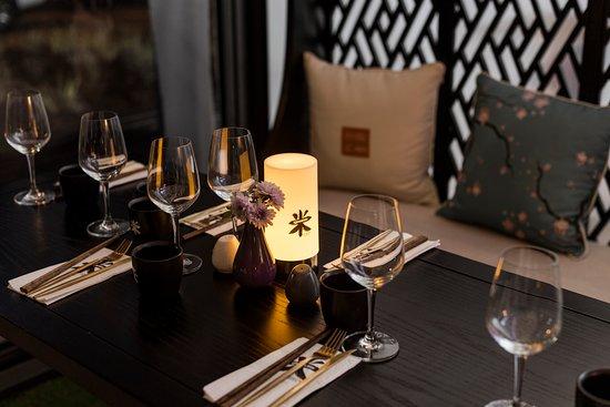 North Shore, Selandia Baru: Main dining lobby
