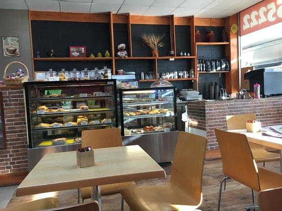 O'Furno Bakery & Espresso Bar: Interior