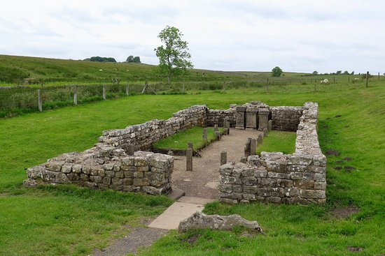 The Temple of Mithras
