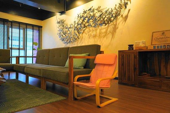 Teak Wood Furniture Picture Of Ulu Ulu Spa Kota Kinabalu