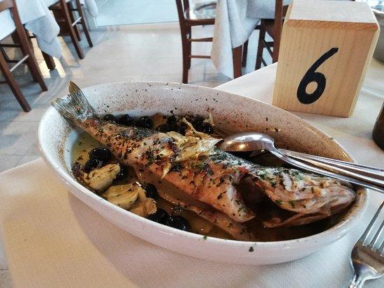Il Faro : They produce fantastic food.